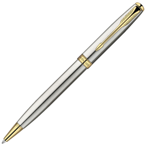 PARKER SONNET - ESSENTIAL STAINLESS STEEL GT
