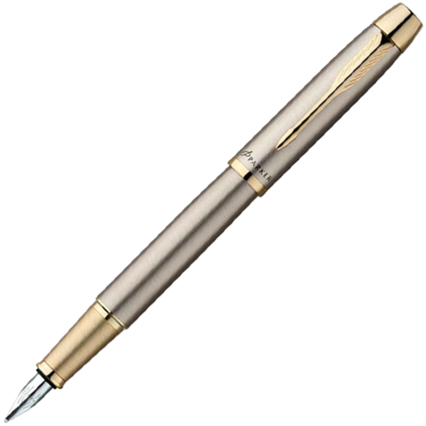 PARKER IM - BRUSHED METAL GT